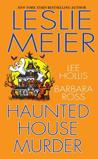 Haunted House Murder Book