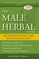 The Male Herbal PDF