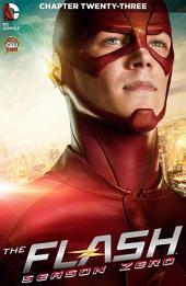 The Flash: Season Zero (2014-) #23