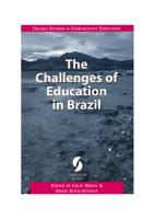 The Challenges of Education in Brazil PDF