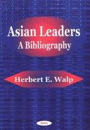 Asian Leaders PDF