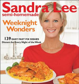 Sandra Lee Semi Homemade Weeknight Wonders Book