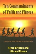Ten Commandments of Faith and Fitness