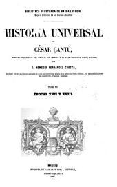 Historia universal: Volumen 6