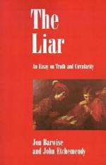The Liar:An Essay on Truth and Circularity