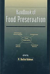 Handbook of Food Preservation Book