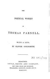 The Poetical Works of Thomas Parnell