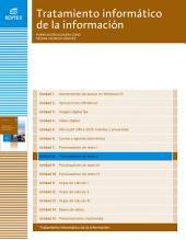 Procesadores de texto II (Tratamiento informático de la información)