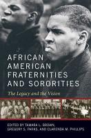 African American Fraternities and Sororities PDF