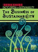 Berkshire Encyclopedia of Sustainability 2 10 PDF