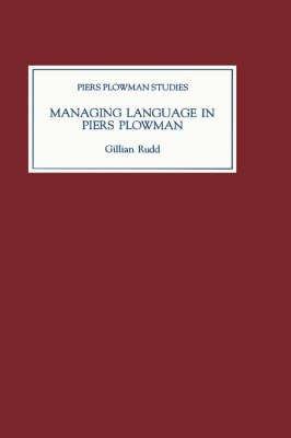 Managing Language in Piers Plowman PDF