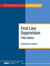 First Line Supervision: EBook Edition, Edition 5