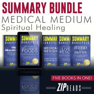 Summary Bundle | Medical Medium Spiritual Healing