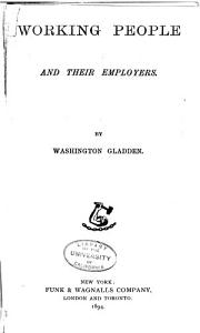 Working People and Their Employers PDF