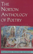 The Norton Poetry Workshop Cd Rom Packaged With The Norton Anthology Of Poetry Shorter Book PDF