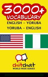 3000+ English - Yoruba Yoruba - English Vocabulary