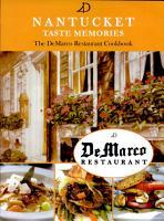 Nantucket Taste Memories PDF