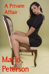 A Private Affair (Sexy Interracial BW/WM Billionaire Erotic Romance)