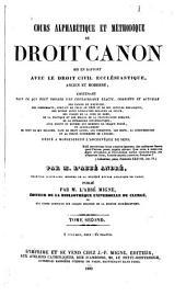 Encyclopédie théologique: Volume10