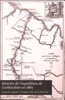 Histoire de l exp  dition de Cochinchine en 1861