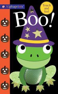 Alphaprints  Boo  Book