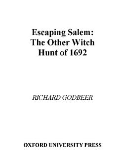Escaping Salem Book