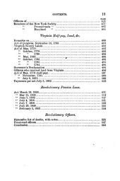 Records of the revolutionary war: containing the military and financial correspondence of distinguished officers; names of the officers and privates of regiments, companies, and corps, with the dates of their commissions and enlistments; general orders of Washington, Lee, and Greene, at Germantown and Valley Forge; with a list of distinguished prisoners of war; the time of their capture, exchange, etc. To which is added the half-pay acts of the Continental Congress; the revolutionary pension laws; and a list of the officers of the Continental Army who acquired the right to half-pay, commutation, and lands