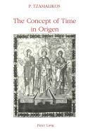 The Concept Of Time In Origen