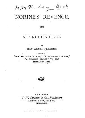 Norine s Revenge