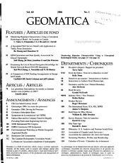 Geomatica PDF