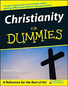 Christianity For Dummies Book
