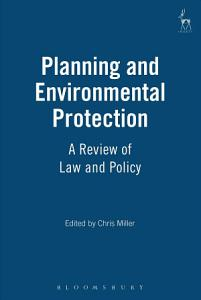 Planning and Environmental Protection Book