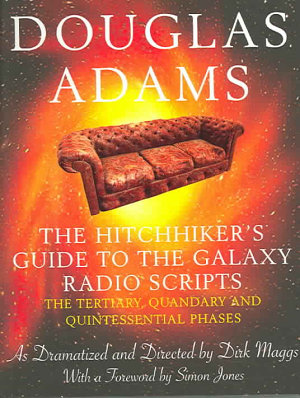 The Hitchhiker s Guide to the Galaxy Radio Scripts
