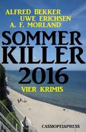 Sommer Killer 2016: Cassiopeiapress Sammelband
