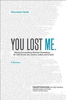 You Lost Me Discussion Guide Book