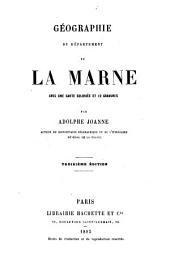 Géographie du département de la Marne