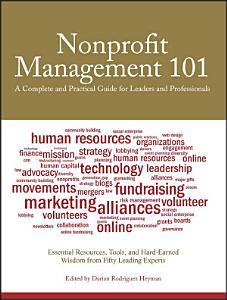 Nonprofit Management 101 PDF