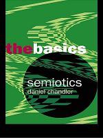 Semiotics  The Basics PDF