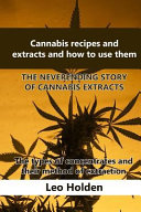 Cannabis Recipes and Extracts and How to Use Them PDF