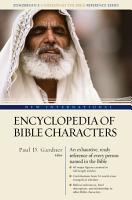 New International Encyclopedia of Bible Characters PDF