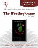 The Westing Game by Ellen Raskin Book