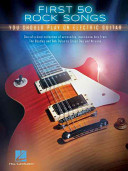 First 50 Rock Songs You Should Play on Electric Guitar PDF