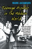 Teenage Hipster in the Modern World PDF