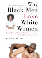 Why Black Men Love White Women PDF