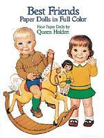 Best Friends Paper Dolls