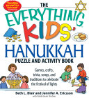 The Everything Kids  Hanukkah Puzzle   Activity Book