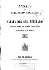 Annaes do parlamento Brazileiro: Partes 1-2