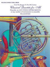 Classical Quartets for All: From the Baroque to the 20th Century