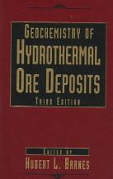Geochemistry of Hydrothermal Ore Deposits PDF