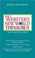Webster s New World Thesaurus PDF
